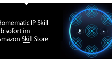 Homematic IP Skill online