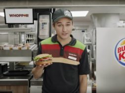 Burger King Werbung Google Home